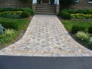 paver walkway pattern ooooh so nice and neat for the