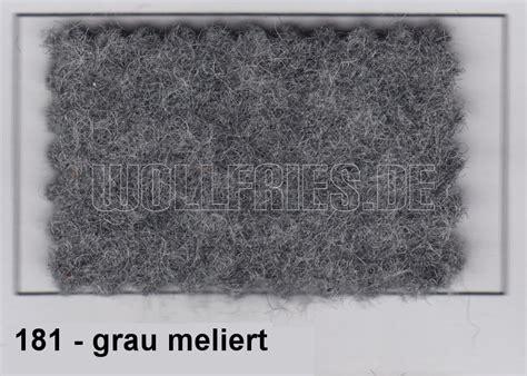 wollfries vorhang friesvorhang 181 grau meliert vb