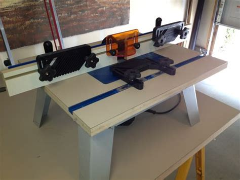 homemade benchtop router table by mxrdrver lumberjocks