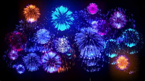 firework background 4k firework background colorful fireckrackers at