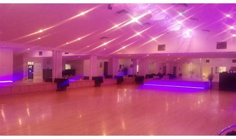 Grand Ballroom in Saint Petersburg, Fred Astaire Dance