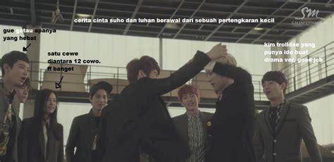 exo drama congokers exo wolf drama version memes part 1