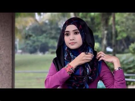 tutorial cara pakai jedai cara pakai hijab shawl with hijab tutorial hijabiworld