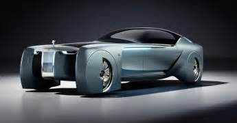 Rolls Royce Concept Cars Rolls Royce Ditches The Chauffeur In This Futuristic