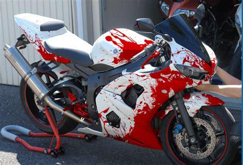 Blut Folie Motorrad by Wie Am Besten Lackieren R6 Optik Yamaha R6club
