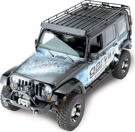 Wilderness Roof Rack by Garvin Industries 44074 Garvin Industries Wilderness