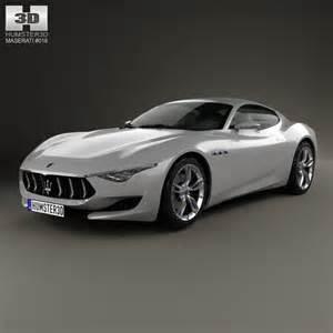 Maserati Models And Price Maserati Alfieri 2014 3d Model Humster3d
