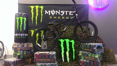 Monster Energy Giveaway - monster energy x bmx direct bike giveaway bmx direct net