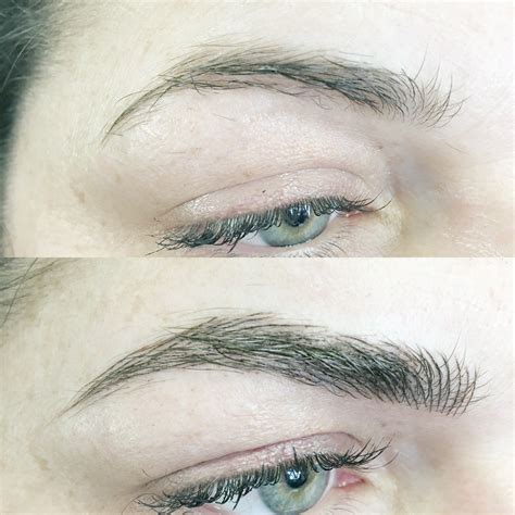 microblading eyebrow embroidery brow tattoo toronto