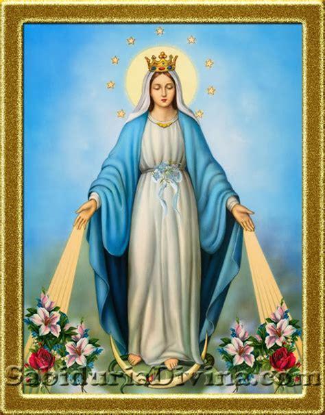 imagenes de la virgen maria la milagrosa imagenes religiosas nuestra se 241 ora de la medalla milagrosa