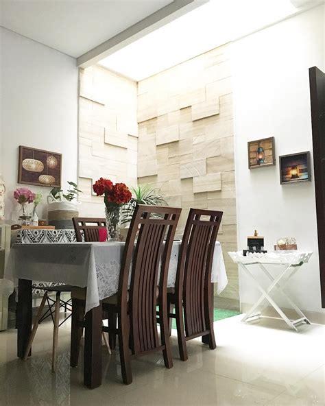 wallpaper ruang keluarga sederhana wallpaper dinding