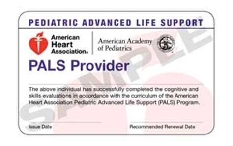 ahainstructornetwork pdf card template 15 1807 pals provider cards 24
