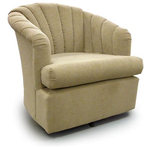 barrel chair swivel best home furnishings chairs swivel barrel elaine swivel