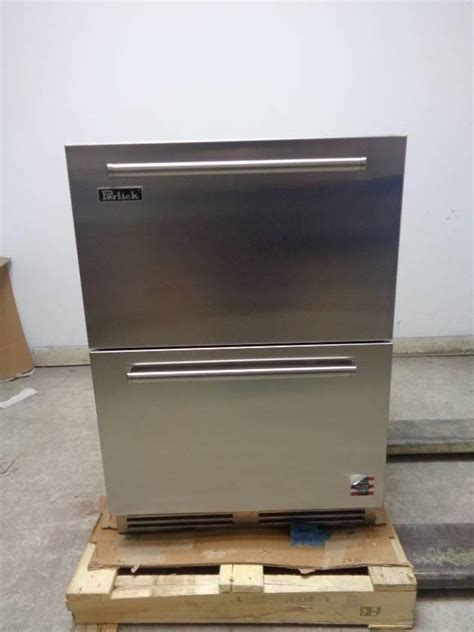 Built In Freezer Drawers by Perlick Signature Hp24fs35 24 Inch Built In Undercounter