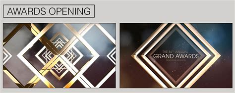 after effects templates free awards awards show package videohive 187 free after effects