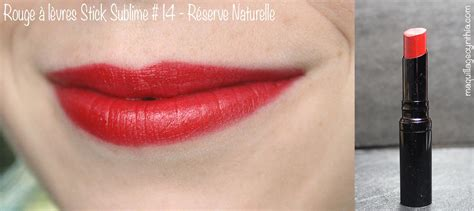 tattoo my lips reserve naturelle j ai test 233 la marque r 233 serve naturelle maquillage cynthia