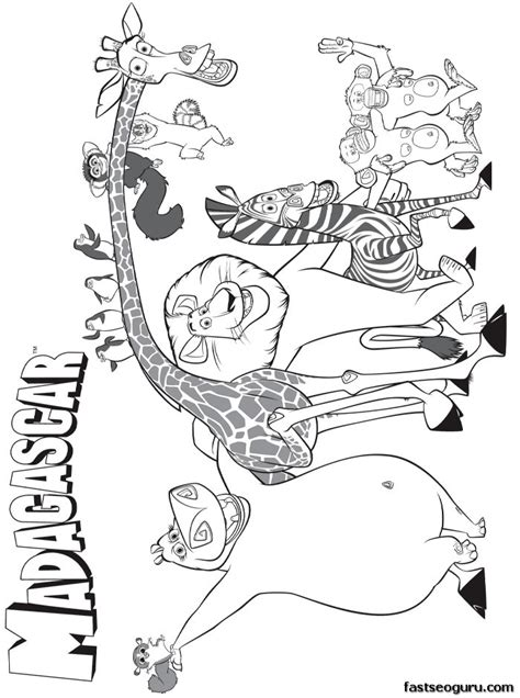 who characters coloring pages