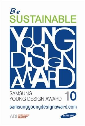 Young Design Contest | samsung young design award 2010 vogue it