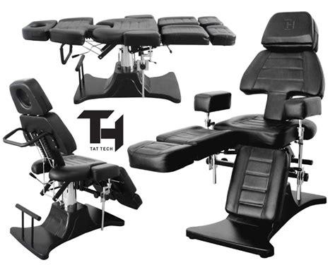 hydraulic tattoo chair tat tech hydraulic chair pro chair table