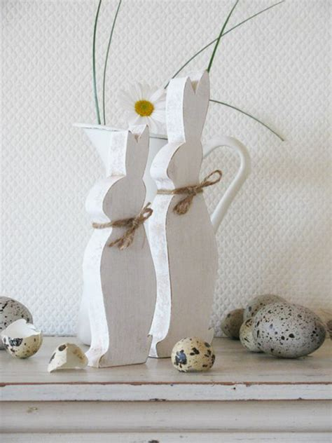 Easter Wooden Decorations easter decor made of wood this wooden ornaments decorate