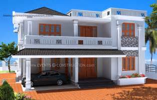 kerala home design january 2013 evens construction pvt ltd 3d kerala house designs november 2013