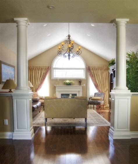 Decorative Purposes by Our Interior Wood Columns Can Be Used Purely For