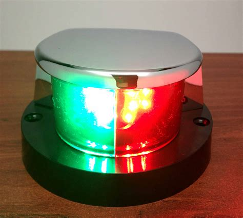 led boat navigation lights navigation lights marine and rv lighting accessories