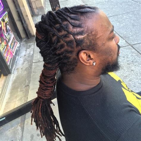 hair styles of an afro plate black men haircuts 40 best black men long hairstyles