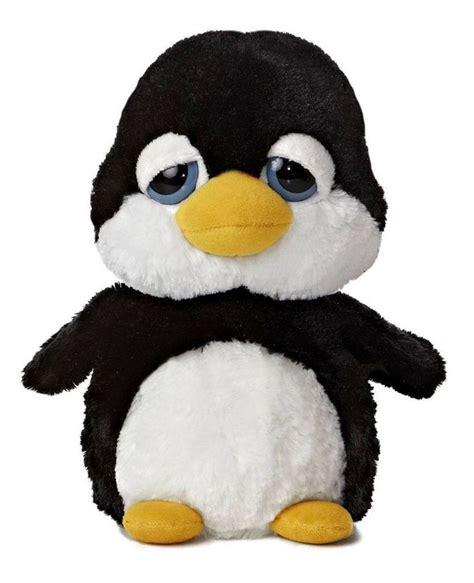sock animals penguin world dreamy paddles penguin plush 9