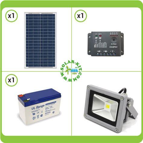 Kit Eclairage Solaire by Kit Solaire Panneau Solaire Photovoltaique Solar Kit