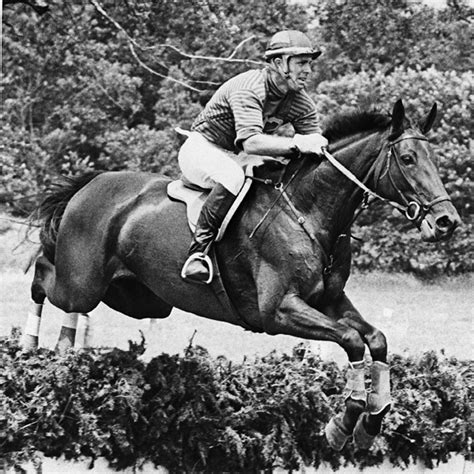 Mike Plumb by United States Eventing Association Of Fame