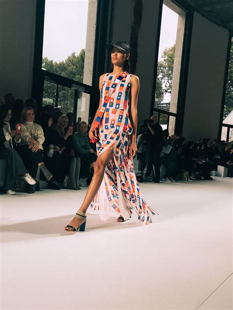 Fashion Week Day 6 by Pfw Day 6 Last Day With Akris Marimekko Misbhv And
