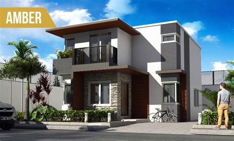 housing designs philippines contemporary a cost efficient