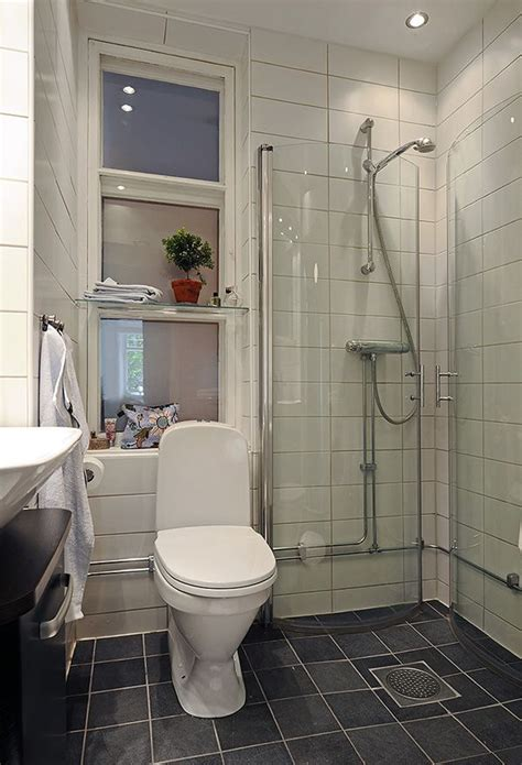 Tiny Bathrooms With Shower Small Bathroom For The Home Pinterest