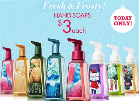 calgary bathroom stores bath body works canada deals hand soaps 3 each vip bucket value 25 with any