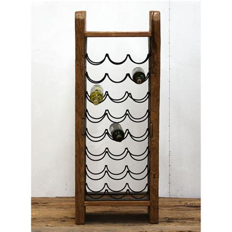 Handmade Wine Rack - handmade wine rack bellacor