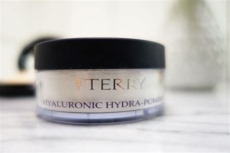 by terry hyaluronic hydra powder colorless hydra care powder b 228 sta pudret ever vanja wikstr 246 m