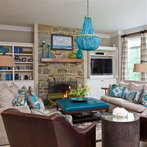 turquoise decorations for home turquoise details for amazing home decor 18 ideas that