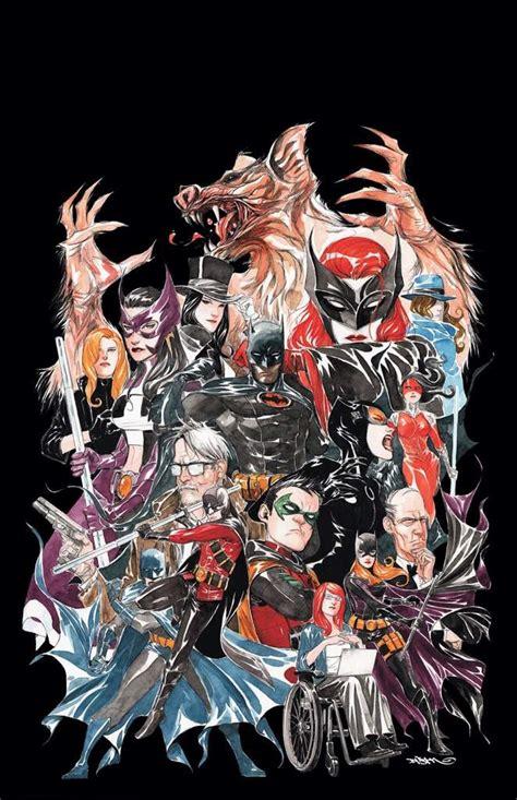 Batman Family the batman family comics amino