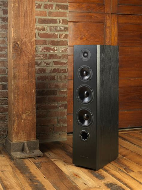 bryston model a3 floor standing speakers review