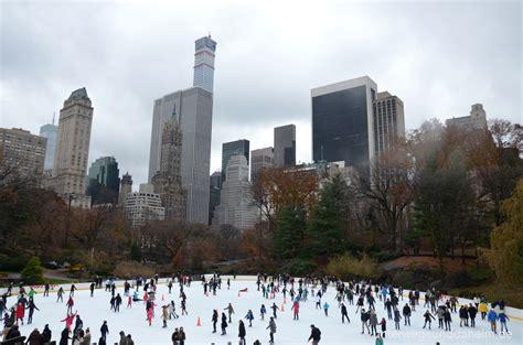 Im To New York 2 by Schlittschuhlaufen In New York Die Sch 246 Nsten Eislaufbahnen