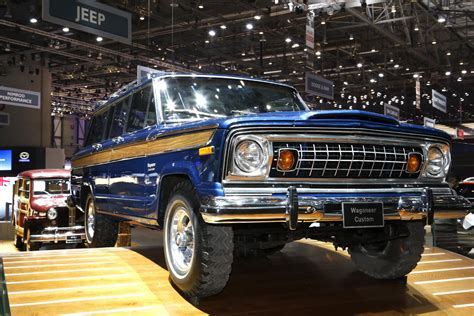 classic jeep classic jeep wagoneer could be geneva s coolest suv