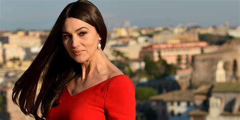 Bond Girl or Bond Woman? Spectre Star Monica Bellucci