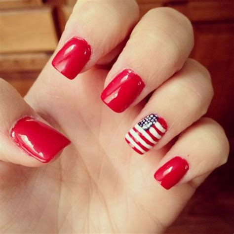 red acrylic 4th of july nils 33 best images about nails on pinterest nail art designs