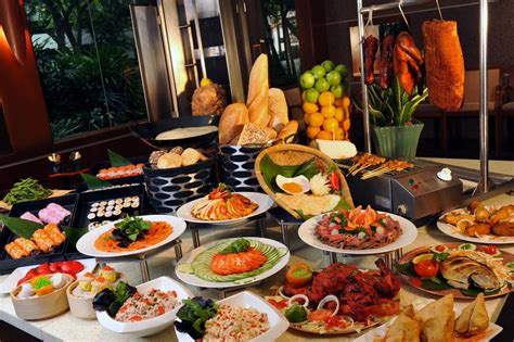 best buffet restaurants in singapore top buffet places