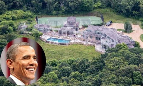 casa di obama as 237 es la espectacular mansi 243 n de barack obama en