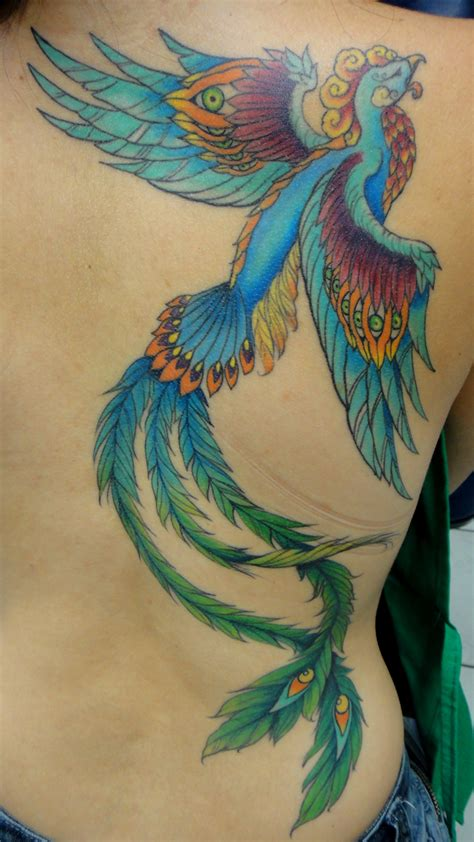 best phoenix fenix tattoos women styler