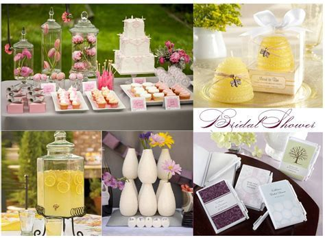 Elegant, Cheap and Unique Bridal Shower Favors Ideas
