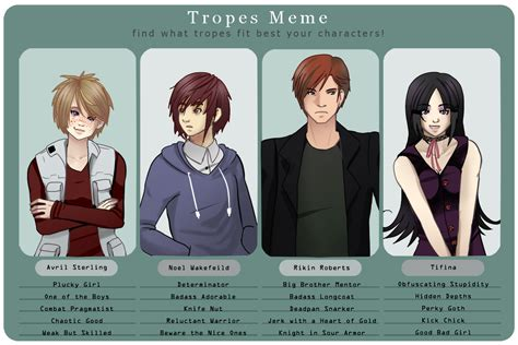 dyeing for your art tv tropes tv tropes meme by rommie rin on deviantart