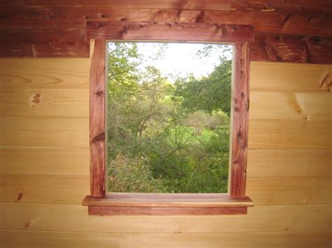 interior cedar trim ideas cedar window trim was shooter view of the sw before